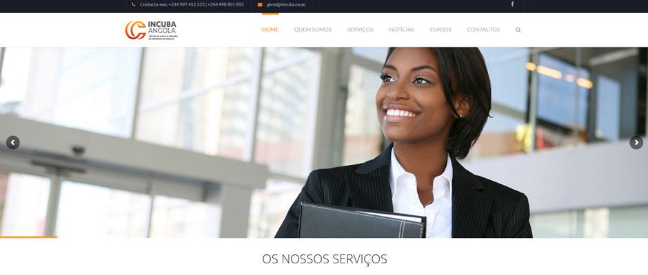 Website para a minha empresa, criação de site