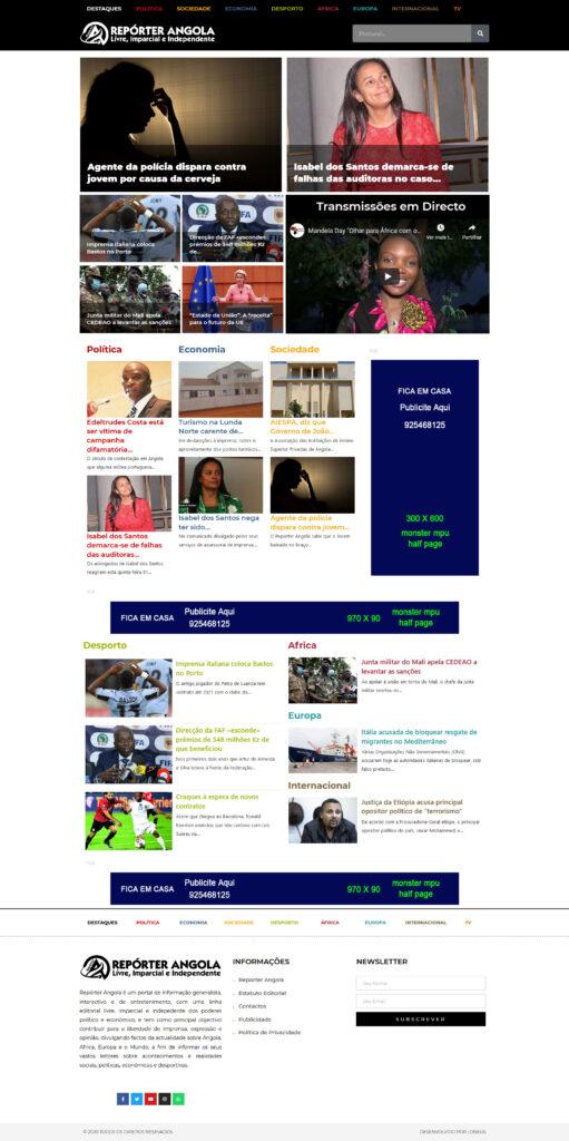 Reporter Angola Reporter Angola     Pagina Principal 511x1024